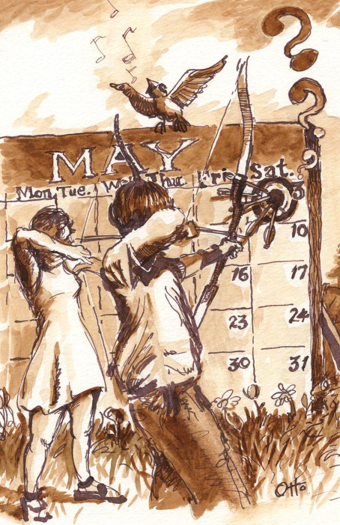 Archery Date