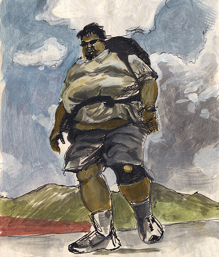 Fat Man Walking